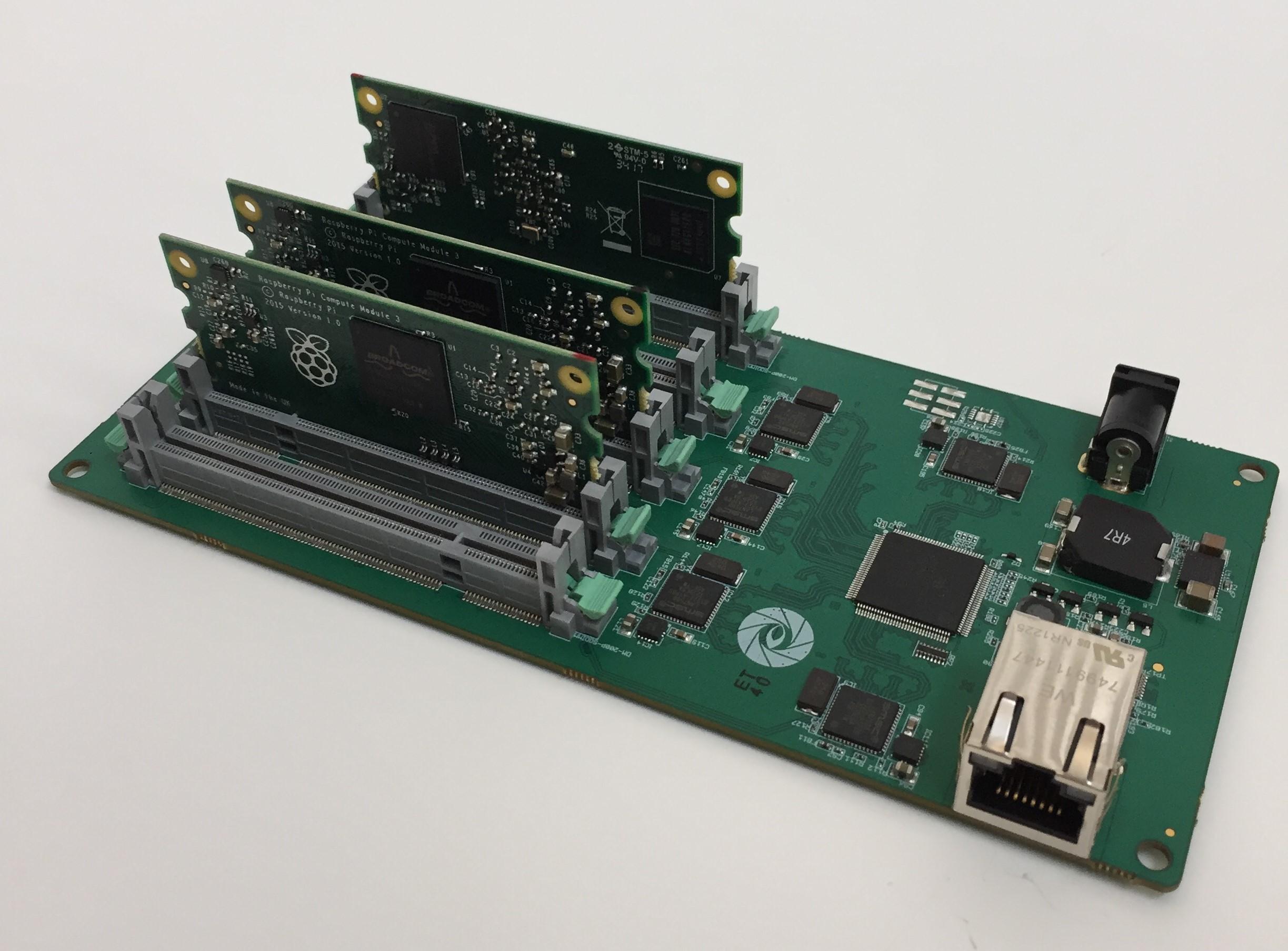Mininodes Raspberry Pi Multiple Com Carrier Board on Raspberry Pi Serial Port