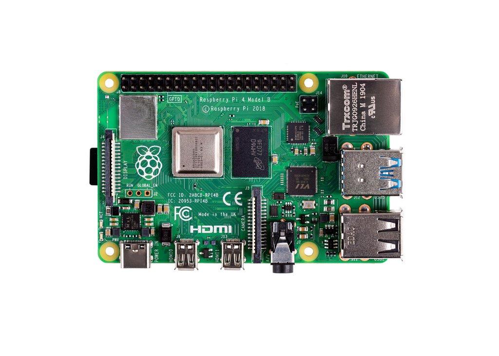 Raspberry-Pi-4-Server