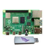 RaspberryPi4-AI-Server-Gyrfalcon